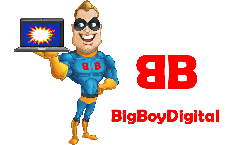 Big Boy Digital Computer Repair, networking, cord cutting, home automation, and web development.